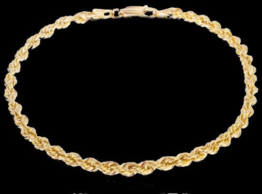 3mm rope bracelet