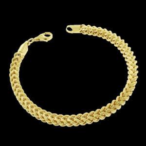 5mm Franco Bracelet